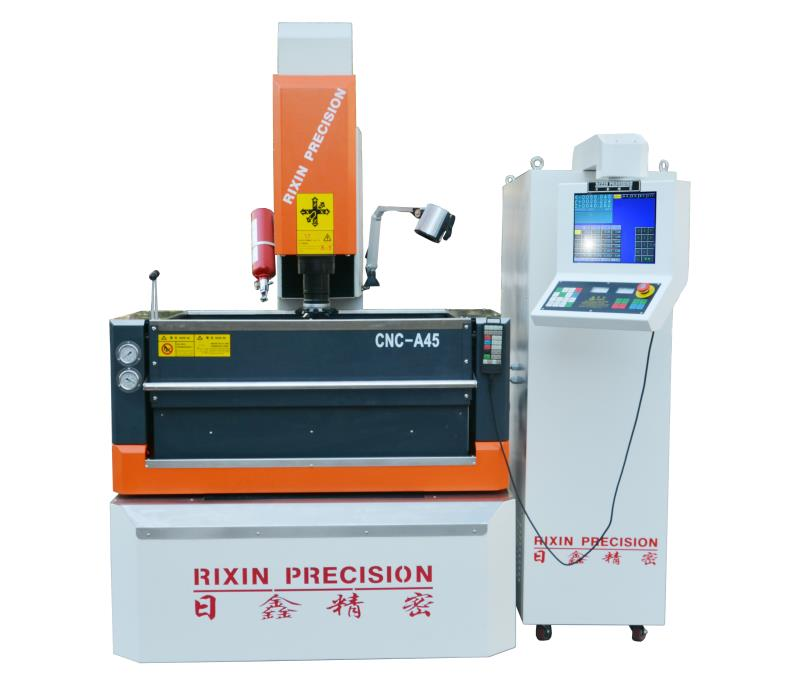 <strong>CNC-EDM A45鏡面火花機</strong>